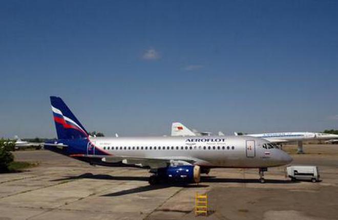 """Авиакомпания """"Аэрофлот"""" заменила все свои SSJ 100 на версию Full"""