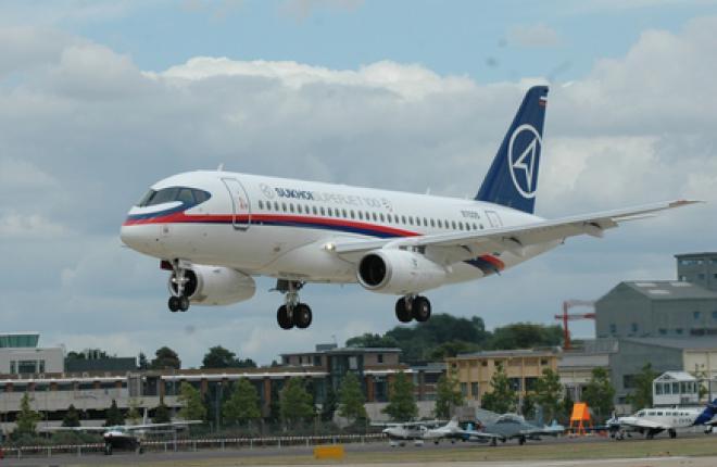 На гарантии остаточной стоимости SSJ 100 выделят 1 млрд рублей