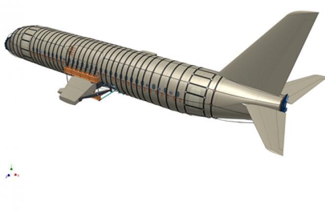 ЦАГИ подтвердил соответствие прочности фюзеляжа SSJ 100 доп. требованиям EASA