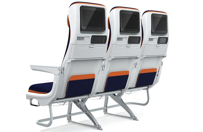 ST Aerospace займется производством самолетных кресел
