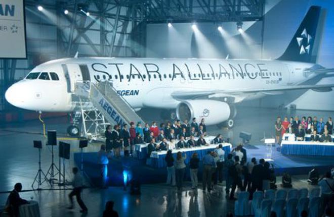 Альянс авиакомпаний Star Alliance за 15 лет увеличился в пять раз