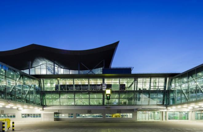Пассажиропоток в аэропорту Борисполь с января по август увеличился на 3%