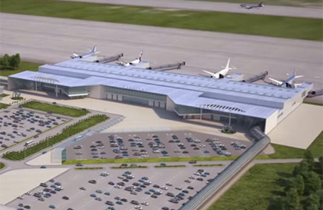 Новый терминал в нижегородском аэропорту откроют в конце года