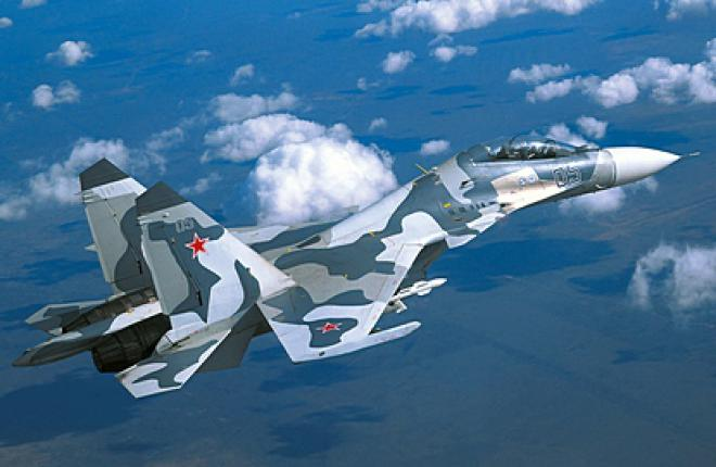 """ВВС России планируют закупить истребители Су-30МКИ у """"Иркута"""""""
