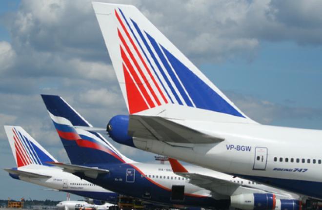 """Конец монополии """"Аэрофлота"""" и Air France"""