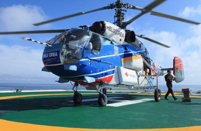 Южная Корея продлила контракт на техобслуживание вертолетов Ка-32 в России