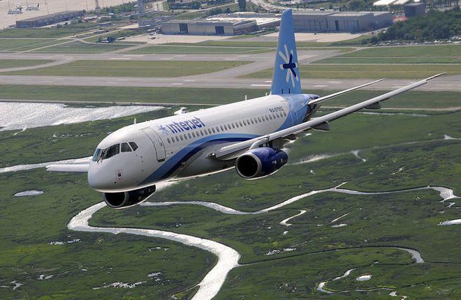 Авиакомпания Interjet попросила гарантий остаточной стоимости для SSJ 100