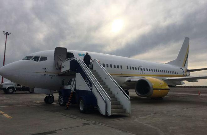 Казахстанская авиакомпания Sunkar Air ввела в эксплуатацию второй Boeing 737-300