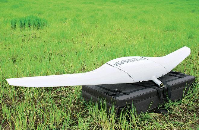 Новый дрон — модернизированная версия Supercam S350
