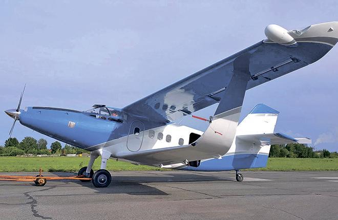 Одна из многих особенностей самолета ТВС-2ДТС — использование суперконденсатора