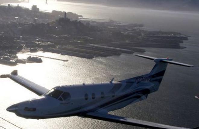 Pilatus получила крупнейший разовый заказ на самолеты PC-12NG