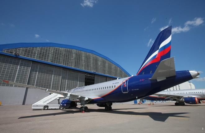 """Число SSJ 100 в сертфикате """"Аэрофлота"""" пошло вверх"""