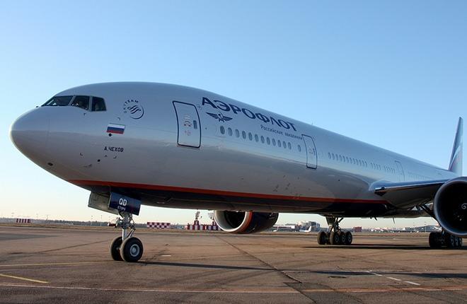 """""""Аэрофлот"""" уточнил сроки получения дополнительных Boeing 777"""