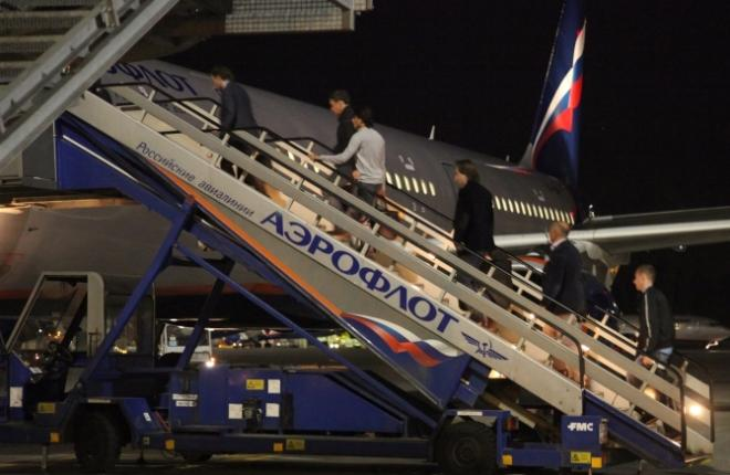"""Парк """"Аэрофлота"""" увеличился за счет нового самолета А321"""