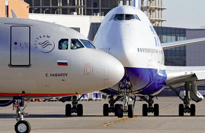 За двадцать лет число гражданских самолетов в мире должно вырасти в два раза