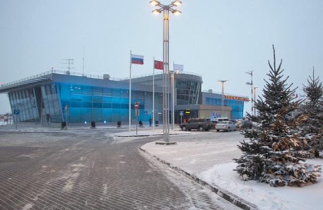 В Шереметьево введен в эксплуатацию Терминал А