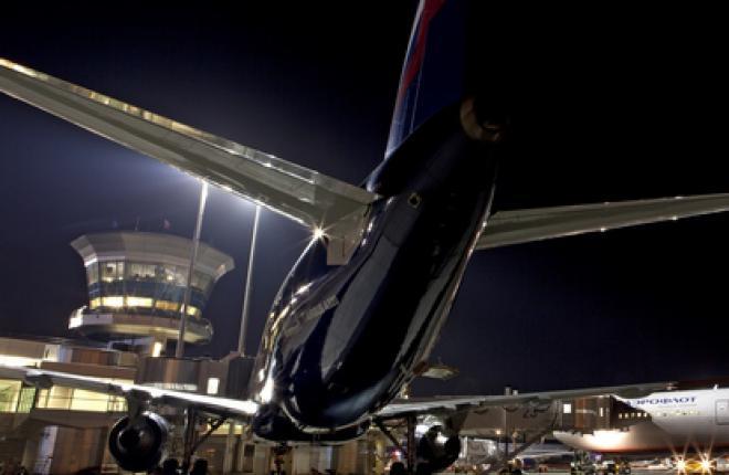 """""""Аэрофлот"""" A320 :: Леонид Фаерберг // Transport-Photo.com"""