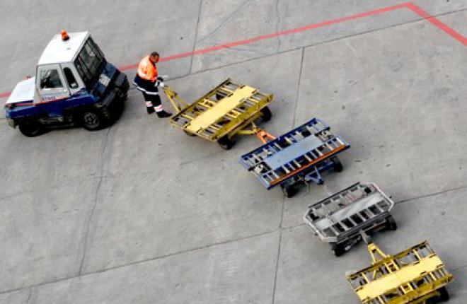 Аэропорт Шереметьево оптимизирует пробег спецтранспорта и расход топлива