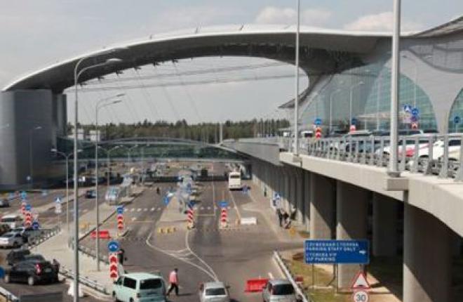 В терминале D аэропорта Шереметьево произошел сбой работы багажной системы