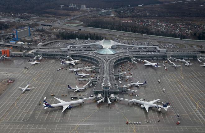 Аэропорт Шереметьево остался на уровне 2014 года