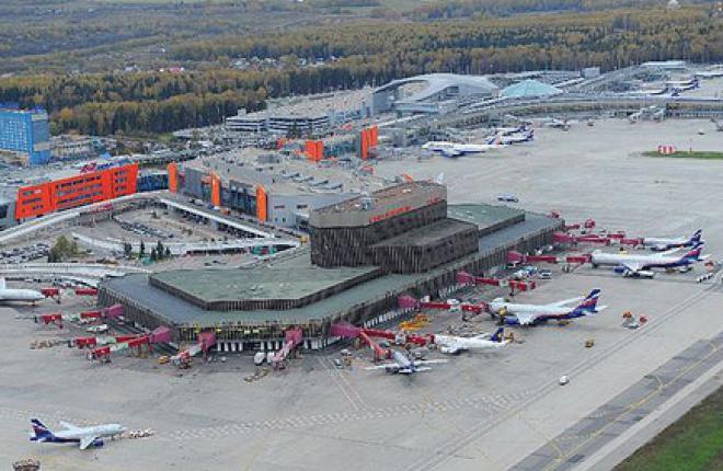 Аэропорт Шереметьево обслужил более двух миллионов пассажиров