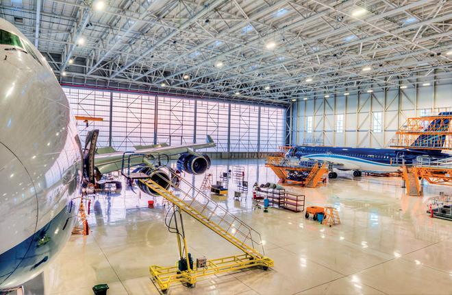 Специалистов  Silk Way Technics направят на обучение по ТО этих Boeing 737MAX, которые в этом году начнет получать национальный перевозчик AZAL :: Silk Way Technics