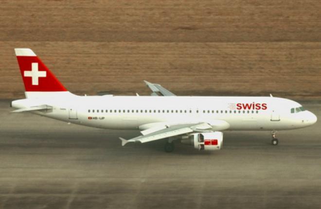 Авиакомпания Swiss увеличивает топливный сбор
