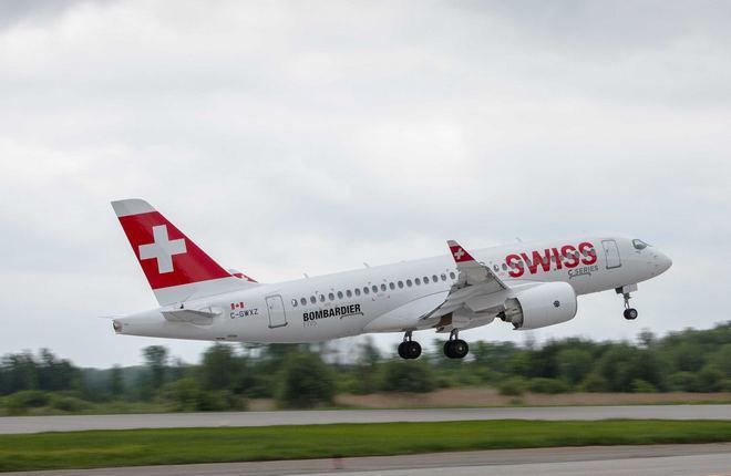 Самолеты CSeries готовы к коммерческой эксплуатации