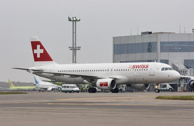 A320 Swiss
