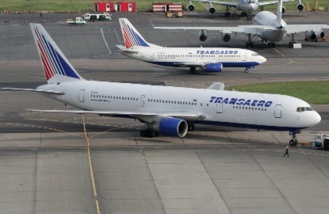"""Авиакомпания """"Трансаэро"""" открывает рейс Сочи—Хабаровск"""