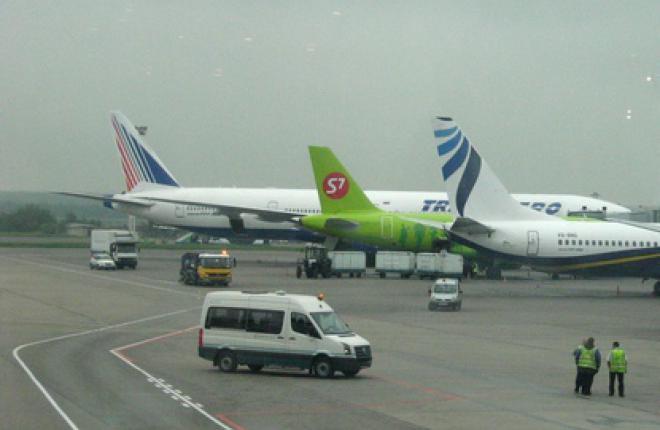 Пассажиропоток российских авиаперевозчиков в январе-мае 2012 г. возрос на 18,1%
