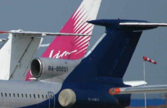 Росавиация запретила полеты в Европу шести авиакомпаниям