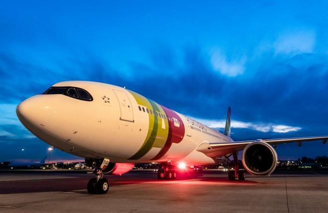 португальский национальный авиаперевозчик TAP Air Portugal