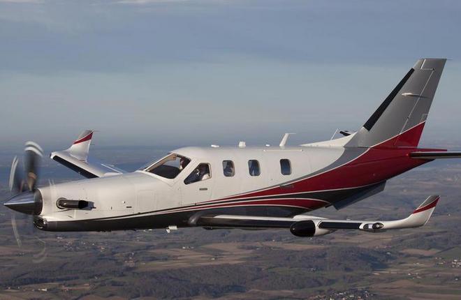 Daher представила самолет TBM 930