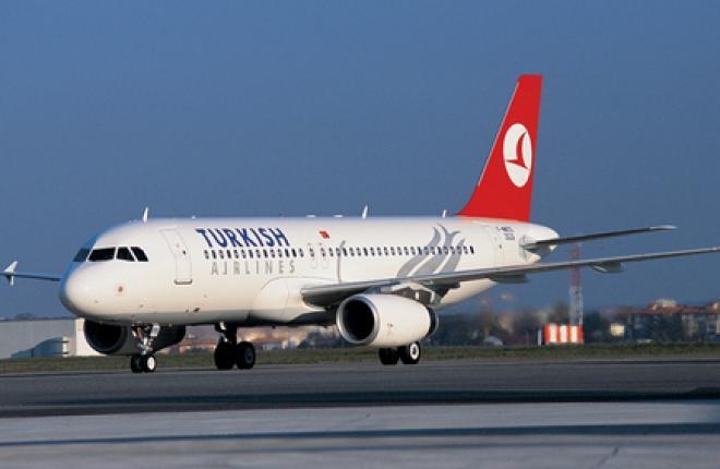 Авиакомпания Turkish Airlines превратит аэропорт Анкары в свой хаб