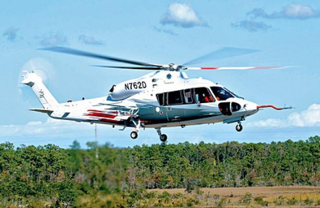 вертолет S-76D Sikorsky