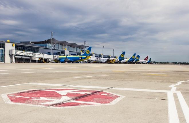 Аэропорт Борисполь отчитался о рекордном за четыре года росте пассажиропотока
