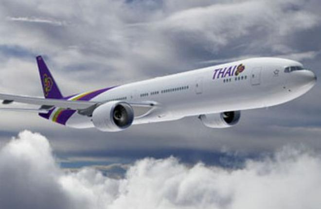 Тайская авиакомпания Thai Airways будет чаще летать из Бангкока в Москву