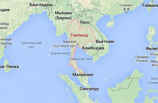 Таиланд попал в международный список нарушителей стандартов авиационной безопасности