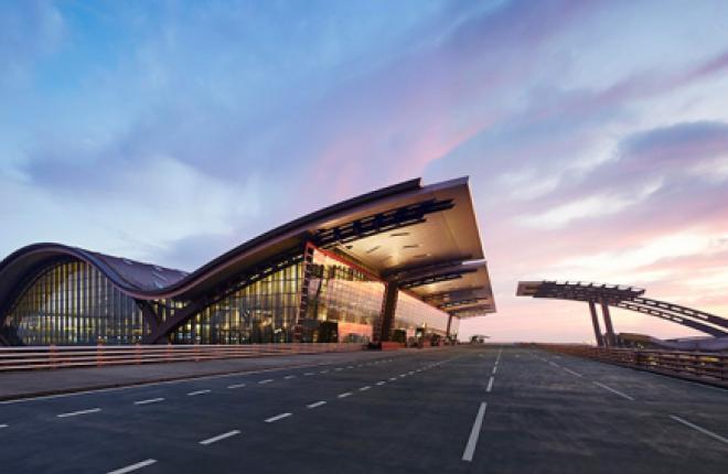 Новый международный аэропорт в Дохе откроется в январе 2014 года