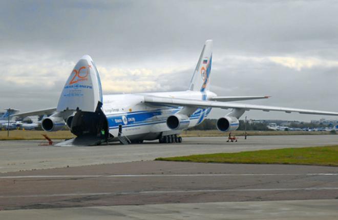 Алексей Исайкин убежден, что без новых самолетов Ан-124 России не занять 11% мир