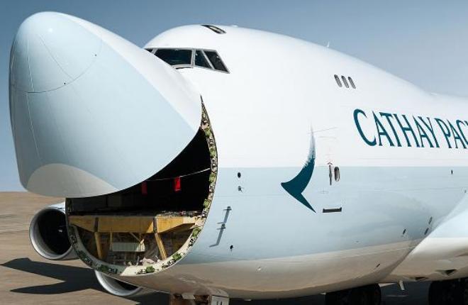 Российская авиакомпания Sky Gates Airlines приобрела Boeing 747-400F