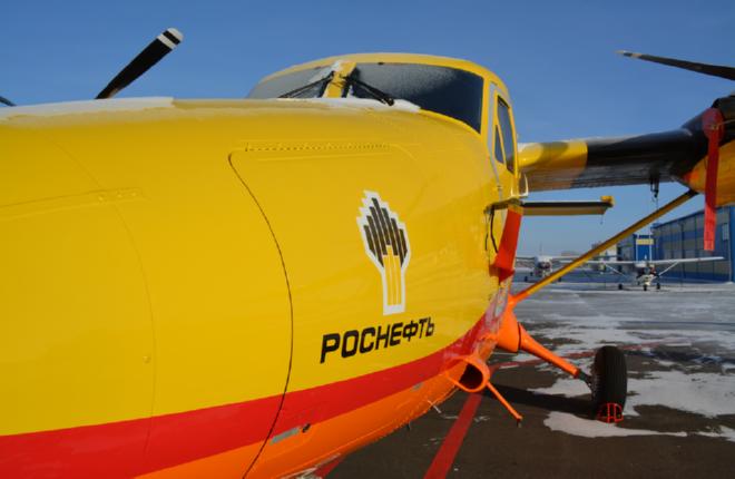 """Авиакомпания """"АэроГео"""" начала готовиться к эксплуатации Twin Otter"""