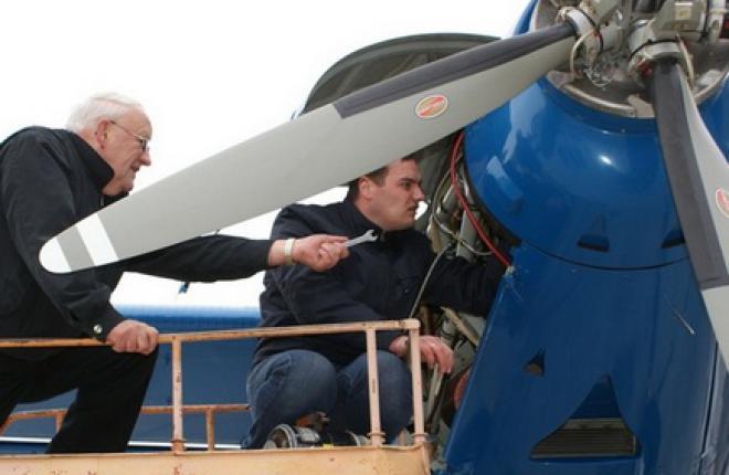 СибНИА соберет первый турбовинтовой двигатель Honeywell в 2016 году