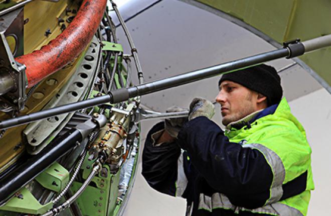 Обеспечение ТОиР -- одно из необходимых и критично важных условий в работе авиа-компаний («Волга-Днепр Техникс Москва»)