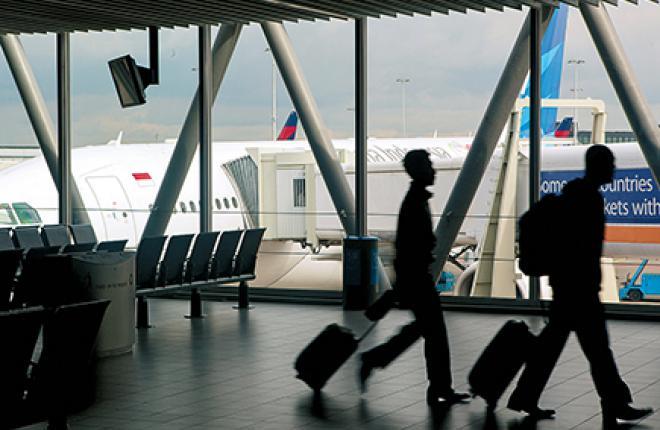 Отдыхающие составляют значительную часть авиапассажиров российских компаний
