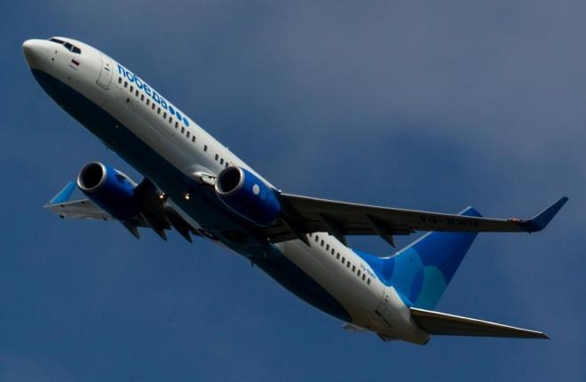 """""""Победа"""" арендует еще восемь самолетов Boeing 737-800"""