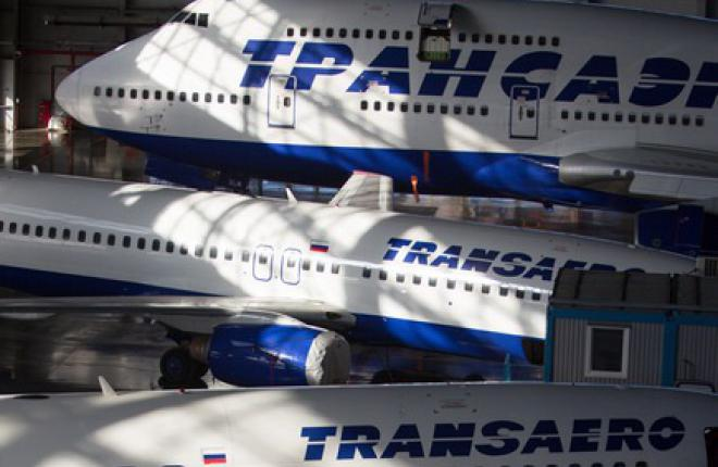 """Аэрофлот"" заберет до 35 самолетов авиакомпании ""Трансаэро"""