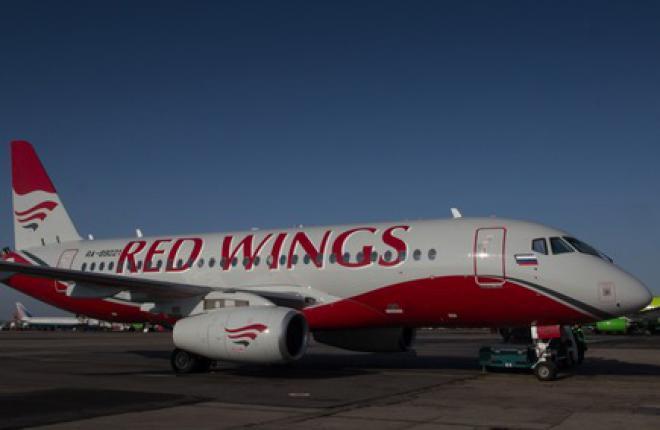 Авиакомпания Red Wings поможет ИФК продавать SSJ 100 за рубеж