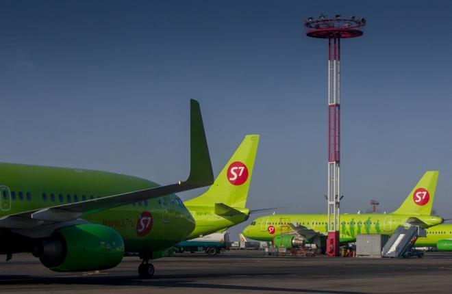 Авиакомпания S7 Airlines увеличила чистую прибыль на 6%